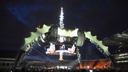 'The Claw' - 360° Tour van U2