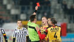 FT België: KV Mechelen minimaliseert rode kaart Schoofs - Standard pleit voor vrijspraak van Edmilson