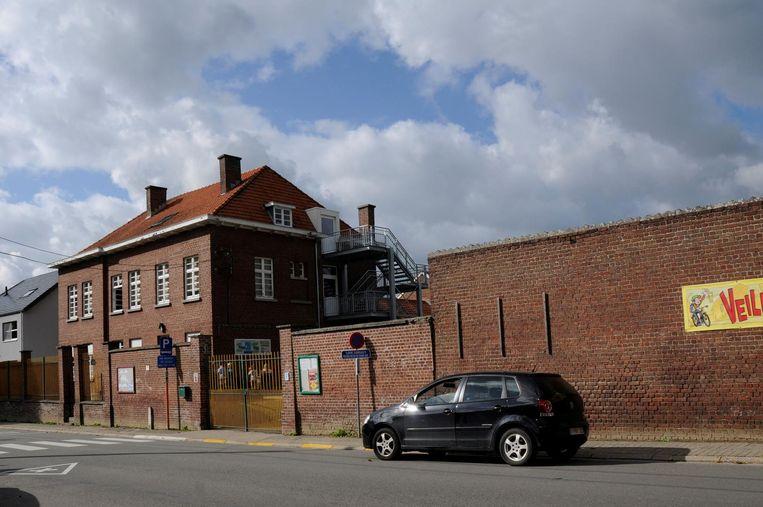 De vrije basisschool De Duizendpoot in Bunsbeek maakt moeilijke tijden door.