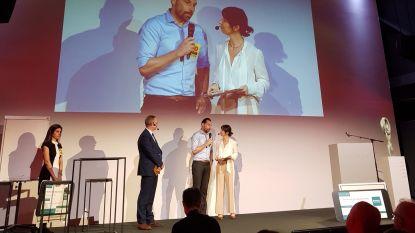 Thomas Baeken (Infrabel) verkozen tot woordvoerder van het jaar