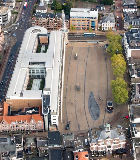 Wat te doen met het Marktplein in Apeldoorn?