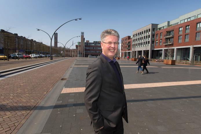 Archieffoto van wethouder Dirk Minne Vis