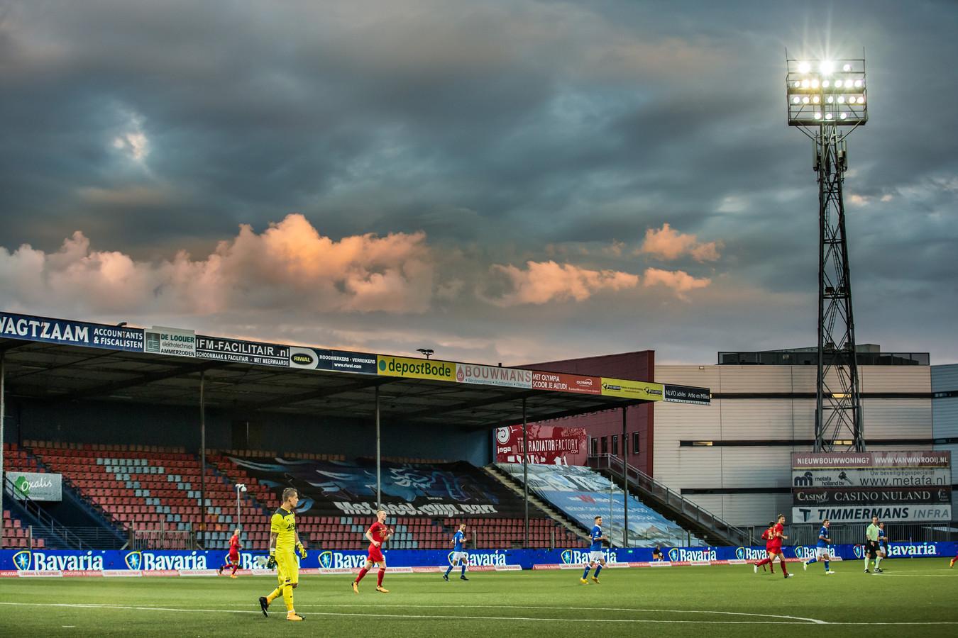 De Vliert, de thuishaven van FC Den Bosch.