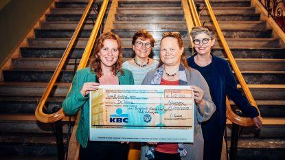 Soroptimist International Club Antwerpen heeft 12.000 euro over voor renovatie foyer De Roma