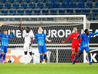 LIVE. AA Gent snel 0-2 achter, 0 op 6 dreigt in Europa League