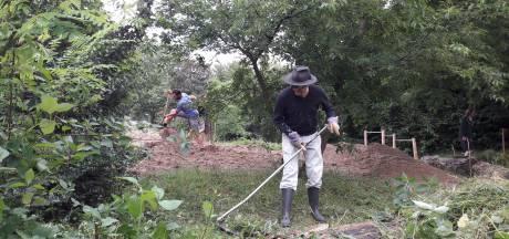 Samen werken op Vaderdag: 'Met je buren aan het werk schept een band'
