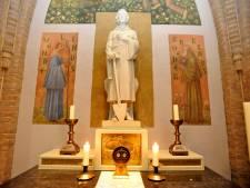Aantal vieringen loopt terug, ook bij de St. Isidorushoeve