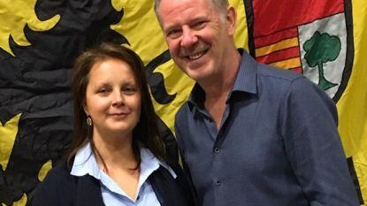 Nieuw bestuur  bij N-VA Bilzen