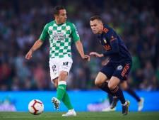 Cheryshev mist cruciale fase seizoen bij Valencia met breuk in knie