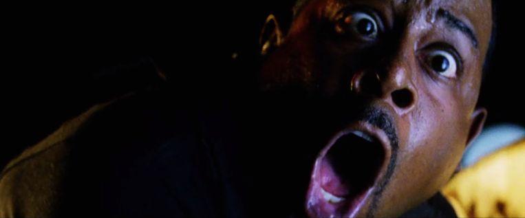 Martin Lawrence in Bad Boys II van Michael Bay. Beeld