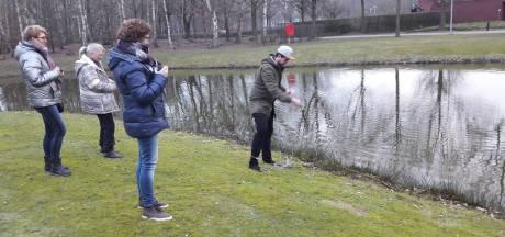 Urn met as van moeder verdwenen in Eindhoven: zoektocht met magneet