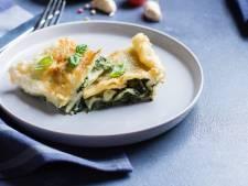 Wat Eten We Vandaag: Lasagne met spinazie en kaas