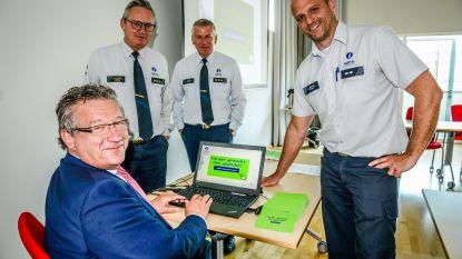 """Maak voortaan online afspraak bij politie Brugge: """"Gedaan met lange wachtrijen"""""""
