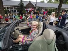 Eerst leerling, toen kleuterjuf: Marian (63) neemt afscheid van 'haar' basisschool