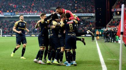 Antwerp na straffe ommezwaai op Sclessin naar halve finales Croky Cup