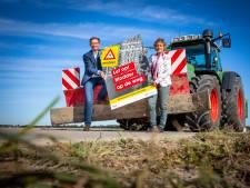 Weggebruikers let op: het gevaar van modder ligt straks op de loer