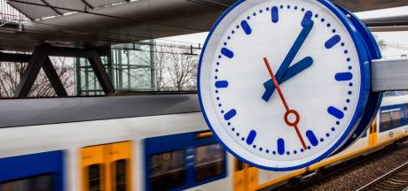 Spoorwegovergang Ten Cateweg Wierden aangepast: geen treinen tussen Almelo en Deventer