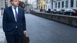 Open Vld-kopstuk Philippe De Backer stopt met politiek