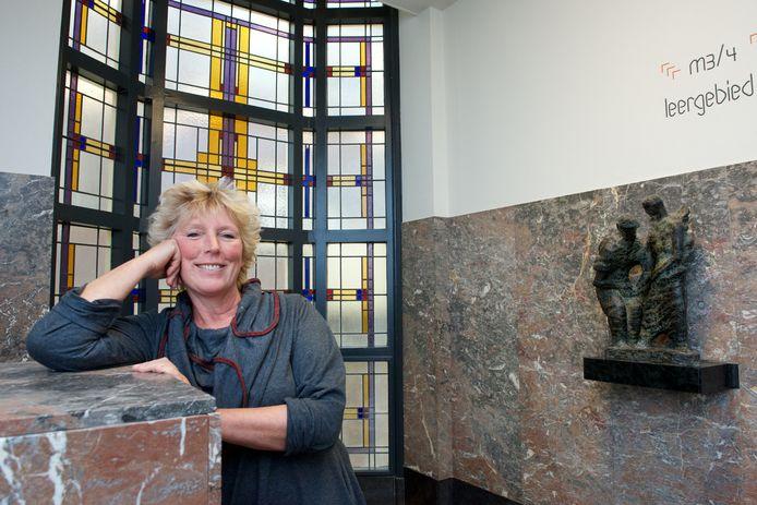 Rector-bestuurder Berni Drop van het Montessori College in Nijmegen en Groesbeek.