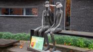 11.11.11 maakt standbeelden monddood in verschillende gemeentes