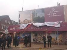 Oss draait met gigantisch bouwbord warm voor Walkwartier: 'Aan de slag nondeju!'