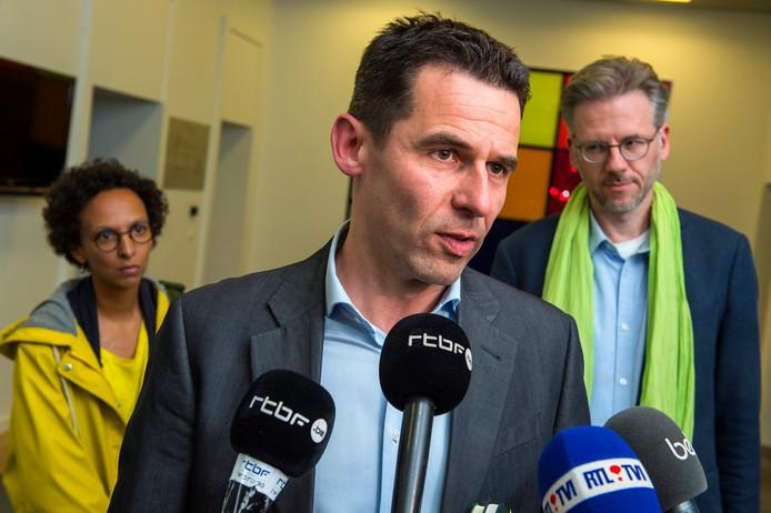 """Jean-Marc Nollet propose une coalition """"coquelicot"""""""