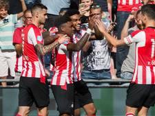 PSV jaagt op 14e thuiszege op rij, veel problemen in uitduels
