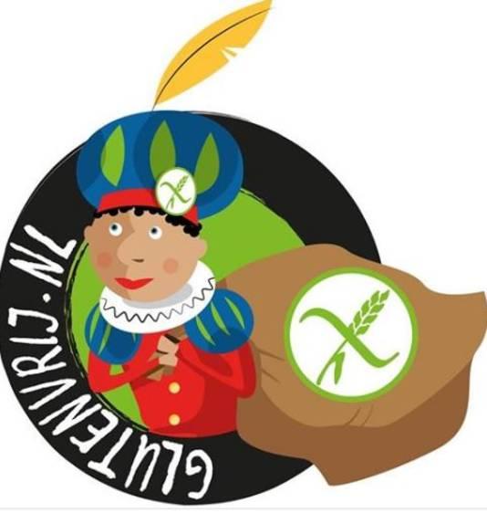 Logo van de Glutenvrije Piet.