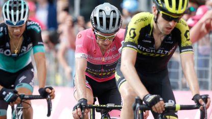 Giro ligt weer helemaal open: Dumoulin pakt tijd terug op roze trui Yates, Schachmann klautert naar winst