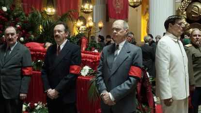 Rusland censureert film 'The Death of Stalin'