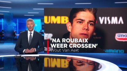 """Van Aert over hoe zware val in Tour hem nu nog parten speelt: """"Zal er de rest van mijn carrière mee bezig zijn"""""""