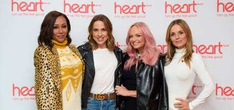 Ginger Spice zegt alsnog 'sorry' voor verlaten Spice Girls: 'Ik was een trut'