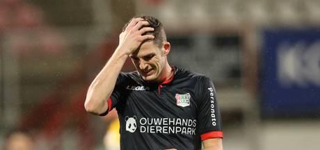 Balende NEC-debutant Jansen: Het was zo'n dag