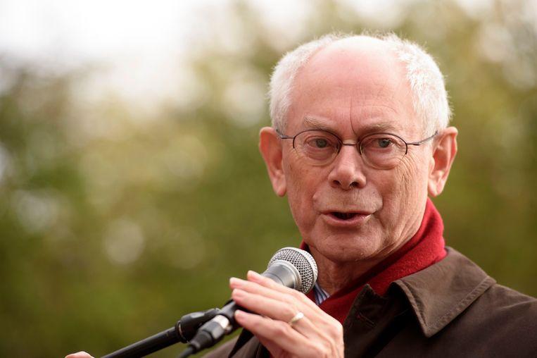 Op maandag 16 september geeft voormalige Europees president Herman Van Rompuy de lezing 'Europa in de Storm' in zaal Den Bleek.