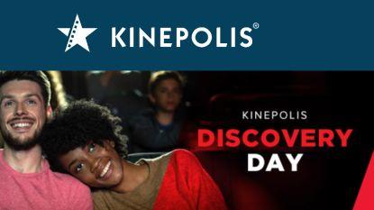 """Kinepolis organiseert gratis kijkdag in alle bioscopen: """"Een hele avond vol trailers"""""""