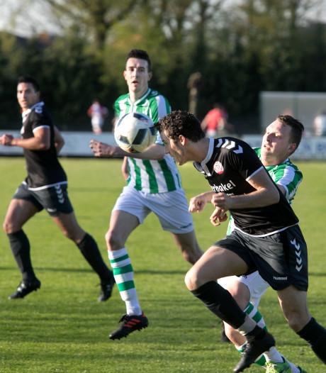 Uitslagen amateurvoetbal donderdag 19 april (regio Helmond)