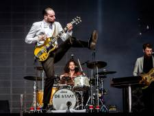 Nijmeegse band De Staat geeft concert in AFAS Live: 'Heel cool'