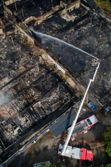 Nieuw onderkomen school na verwoestende brand