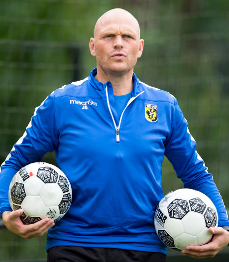 Ook Jong Vitesse begint aan de voorbereiding