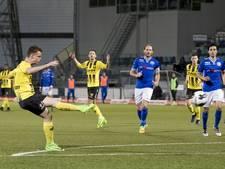 FC Den Bosch in slotfase onderuit