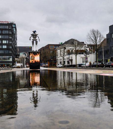 SPACEBAR opent op 1 juni met terras op Stationsplein in Enschede