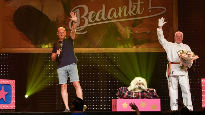 Gert Verhulst treedt voor de laatste keer op in zijn Plopsaland