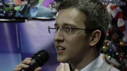 """Oliver geeft autisme al zingend een gezicht: """"Mijn droom? In het Sportpaleis staan"""""""