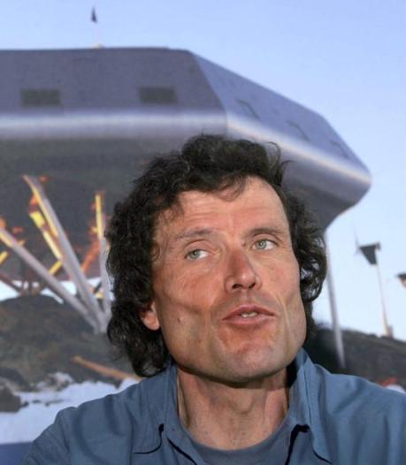 Alain Hubert poursuivi pour fraude autour de la station polaire Princesse Elisabeth