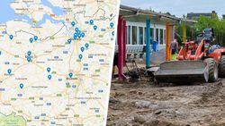 KAART: Hier komen 41 nieuwe schoolgebouwen in Vlaanderen en Brussel