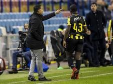 Vitesse-coach Fraser 'pissed off' na weggeven zege