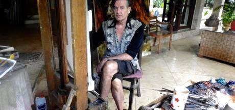 Kunstenaar Nico Vrielink vertelt zijn levenshaal in .... Rucphen!