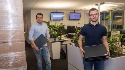 Lidl doneert 150 laptops aan Digital For Youth voor kwetsbare kinderen