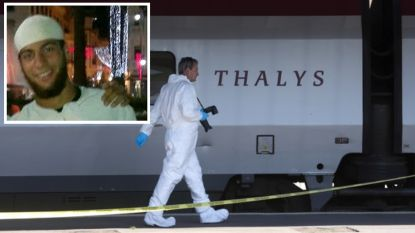 "Thalys-terrorist: ""Die glimlach blokkeerde me, ik kon niet schieten"""