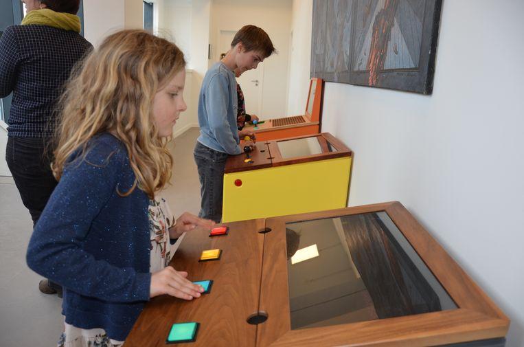 Kinderen kunnen zich dit weekend uitleven op 'arcade games' tijdens het openingsfeest.